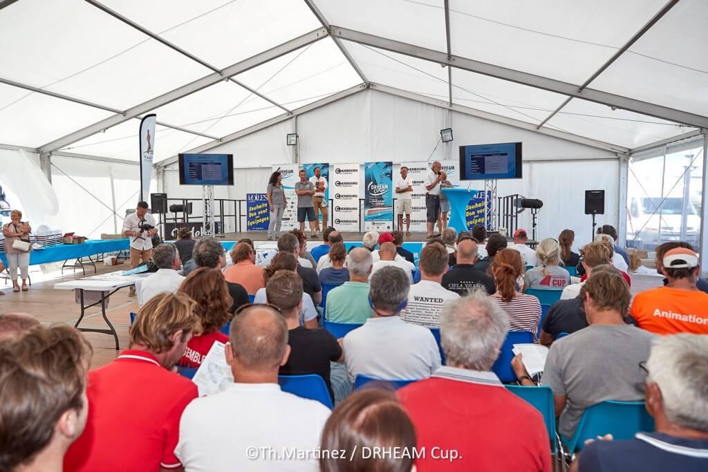 18_101949   © Thierry Martinez.  LA TRINITE SUR MER - FRANCE . 20 Juillet 2018. DRHEAM CUP, Destination Cotentin