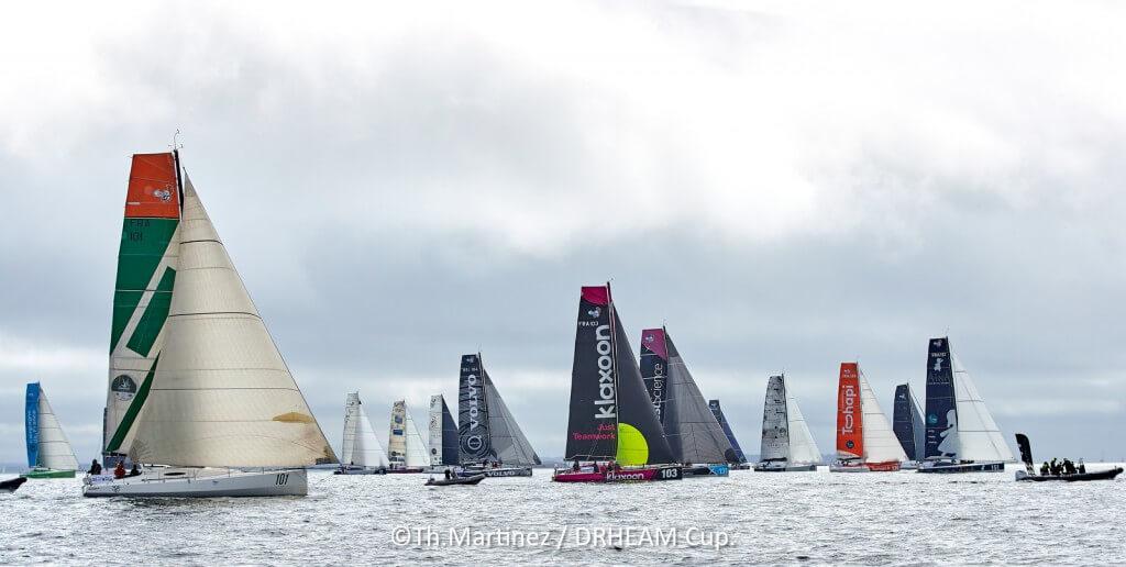 18_102116   © Thierry Martinez.  LA TRINITE SUR MER - FRANCE . 21 Juillet 2018. DRHEAM CUP, Destination Cotentin. Prologue