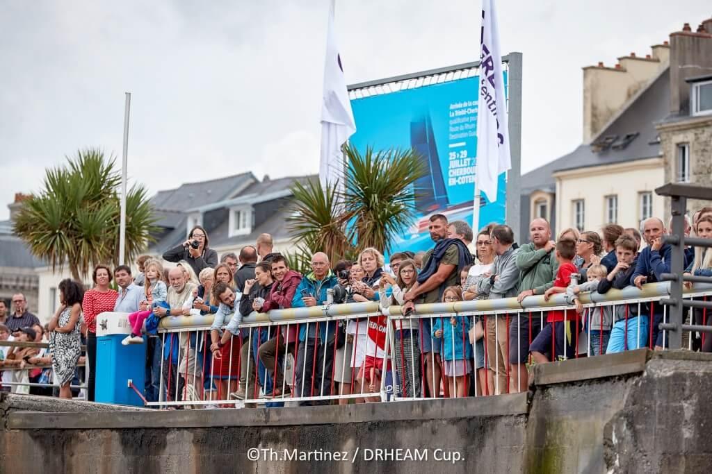 18_113368   © Thierry Martinez.  CHERBOURG - FRANCE . 27 Juillet 2018. DRHEAM CUP, Destination Cotentin 2018.