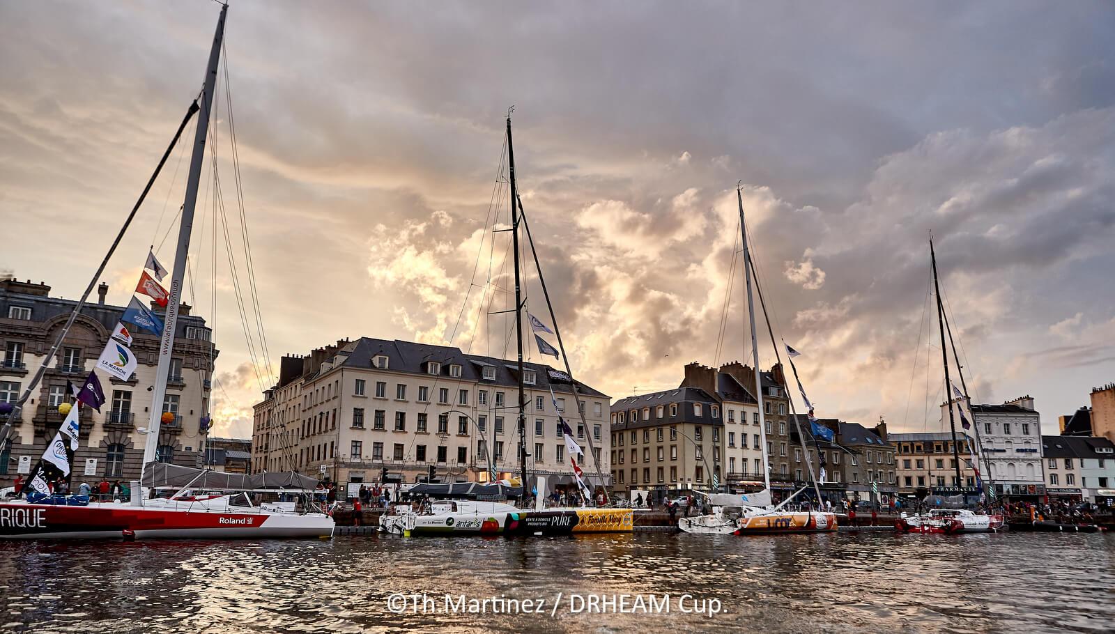18_113994 © Thierry Martinez. CHERBOURG - FRANCE . 27 Juillet 2018. DRHEAM CUP, Destination Cotentin 2018.