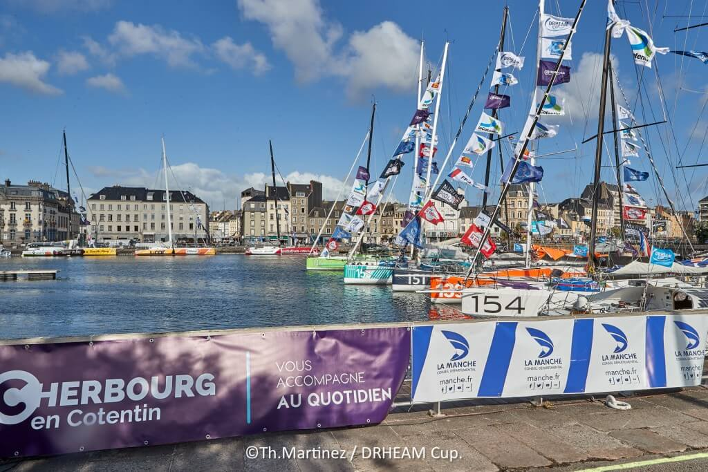 18_114074   © Thierry Martinez.  CHERBOURG - FRANCE . 28 Juillet 2018. DRHEAM CUP, Destination Cotentin 2018.